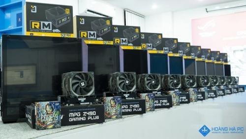 Top 6 máy tính cấu hình mạnh bán chạy nhất tại Hoàng Hà PC