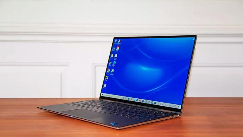 Dell XPS 13 2 trong 1 - Máy tính màn cảm ứng được ưa chuộng đến đầu năm 2021