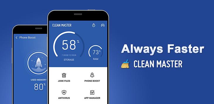 Clean Master: Space Cleaner & Antivirus