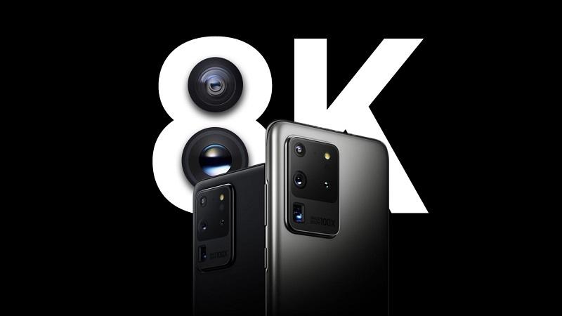 Quay phim chất lượng 8K - các công nghệ AR VR - Xu hướng Smartphone