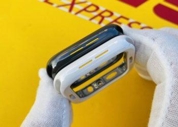 Hé lộ phiên bản Apple Watch vỏ gốm chưa từng được công bố