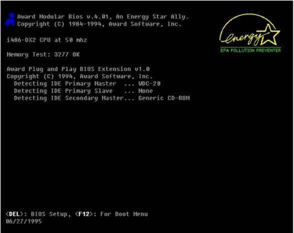 POST - Lỗi Windows phổ biến