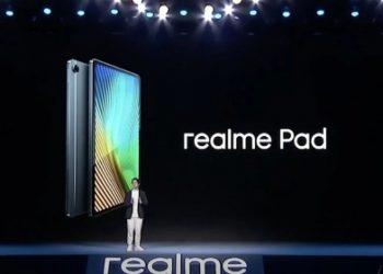 Realme Pad được tiết lộ sẽ ra mắt vào tháng 9/2021