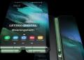 Xuất hiện hình ảnh render của Galaxy Z Fold Tab: thiết kế 2 bản lề, màn hình lớn giống như máy tính