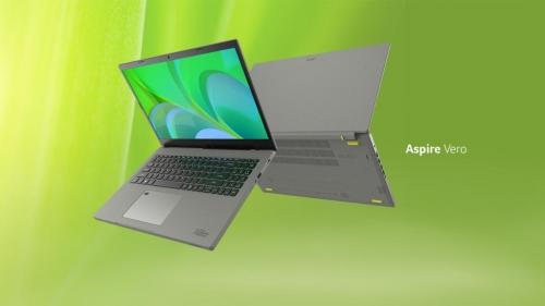 Acer tham gia sáng kiến RE100 và ra mắt dòng notebook Aspire Vero