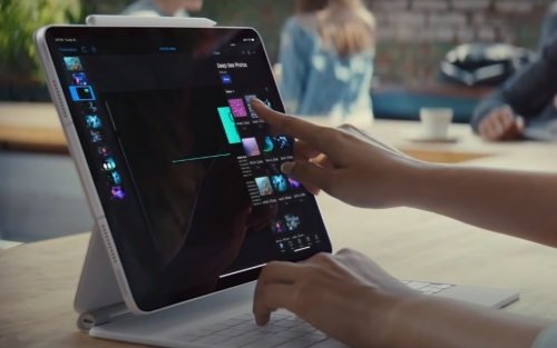 Apple tung video quảng cáo iPad M1 'cà khịa' người dùng máy tính bàn