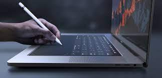 Apple vừa đăng ký bằng sáng chế cho phép Macbook sử dụng với Apple Pencil