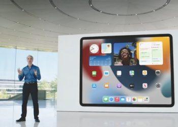 iPadOS 15 chính thức ra mắt với cải tiến về màn hình chính và đa nhiệm
