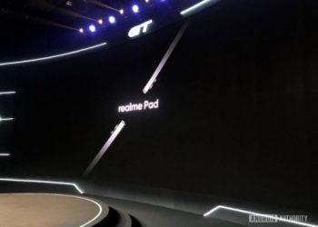 Rò rỉ ảnh thực tế về Laptop, máy tính bảng của Realme