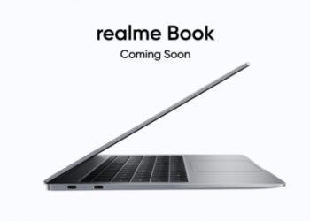 Realme chính thức xác nhận ra mắt Laptop, máy tính bảng mới
