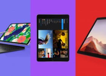 3 mẫu máy tính bảng tốt nhất cho công việc và giải trí