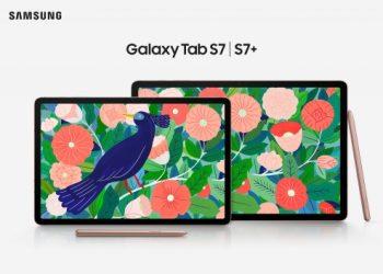 Samsung ra mắt Tab S7 và S7+ với S Pen thế hệ mới, hiệu năng mạnh mẽ, tặng bàn phím khi đặt trước