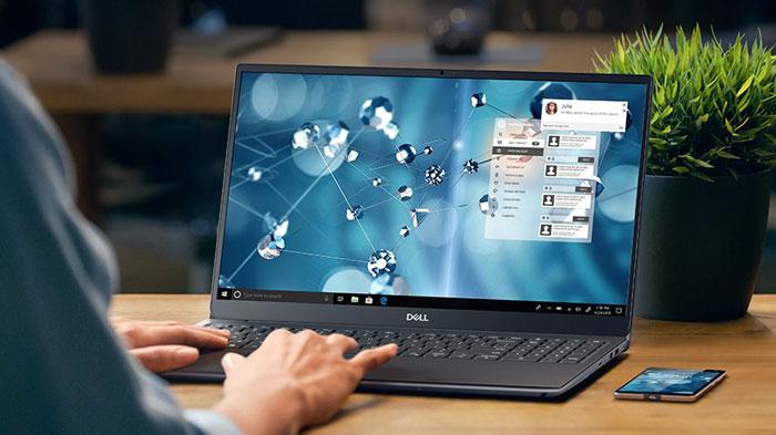 Dell Vostro 15 được tích hợp nhiều tính năng đặc biệt riêng phục vụ công việc văn phòng