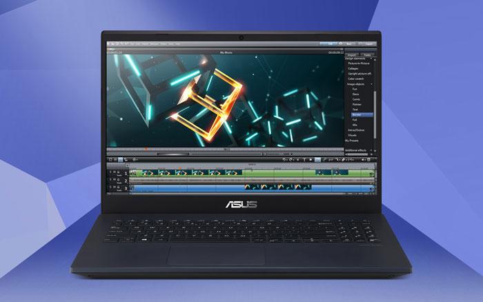 Mẫu máy Asus này có đầy đủ những gì bạn cần ở laptop làm đồ họa