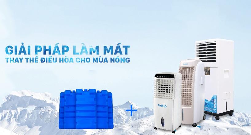 5 kinh nghiệm chọn mua quạt điều hòa cho mùa nóng
