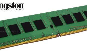 Kingston Technology giữ vị trí dẫn đầu trong số các Nhà cung cấp Module bộ nhớ DRAM năm 2019