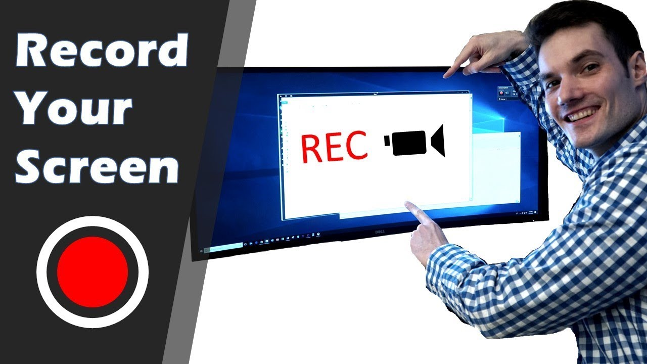Cách quay màn hình laptop miễn phí và đơn giản trên Win 10