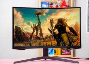 Trải nghiệm màn hình gaming Odyssey G7: Thiết kế ấn tượng, chất lượng hiển thị tốt