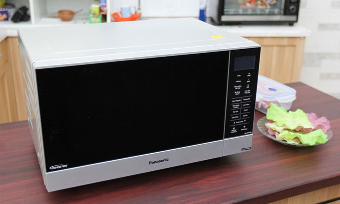 Top 5 lò vi sóng Panasonic có nướng giá dưới 5 triệu hợp nhu cầu nhiều gia đình
