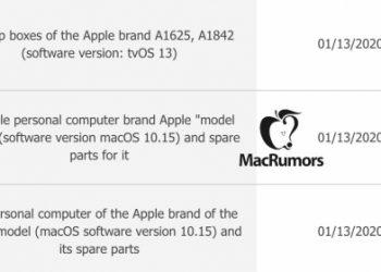 MacBook Pro 13 inch 2020 với bàn phím cắt kéo sắp ra mắt