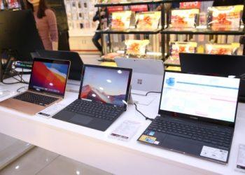 FPT Shop tăng trưởng mạnh trên thị trường bán lẻ laptop