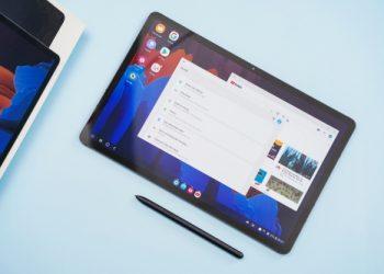 Samsung Galaxy Tab S7+ – đỉnh cao của máy tính bảng Android tối ưu trải nghiệm làm việc