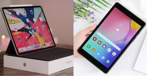 Vì sao iPad chiến thắng các đối thủ máy tính bảng trên mọi mặt trận?