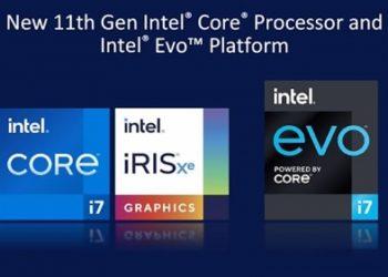 Intel ra mắt CPU Tiger Lake thế hệ 11 dành cho laptop