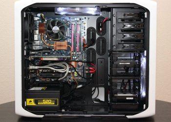 Màn hình máy tính bị đen? Đây là cách sửa chữa