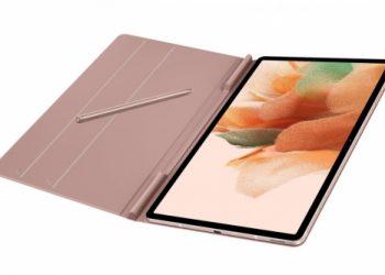 Rò rỉ hình ảnh của Samsung Galaxy Tab S7 Lite 5G màu hồng