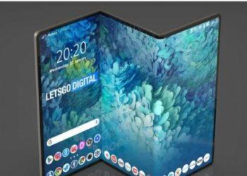 Lộ bằng chứng Samsung đang phát triển máy tính bảng gập 'ba khúc'