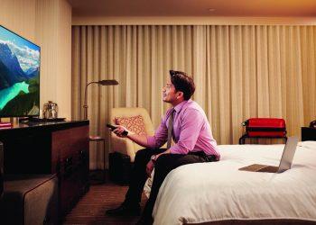 Hai đồ vật không nên sử dụng ngay khi đến khách sạn