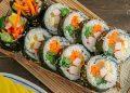 Sự khác nhau giữa kimbap và sushi
