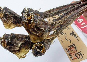 Cá mặt quỷ – món ăn chỉ nhìn đã sợ