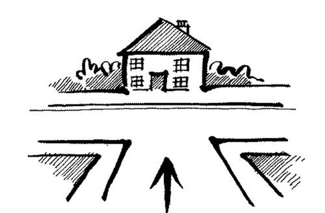 Đừng nên mua những căn nhà có 1 trong những đặc điểm phong thủy không tốt sau đây