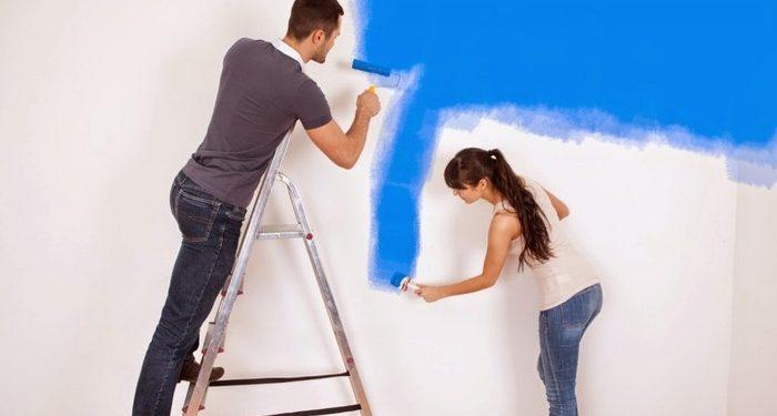 Mẹo khử mùi sơn để tốt cho sức khỏe khi về nhà mới