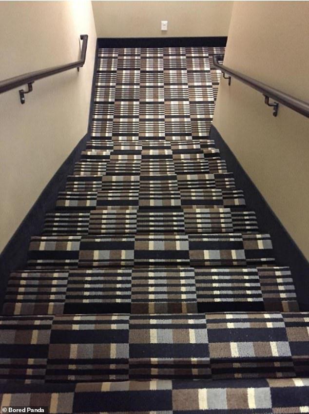 """""""Nấc thang xuống địa ngục"""", những cầu thang được thiết kế khó hiểu nhất thế giới - 3"""