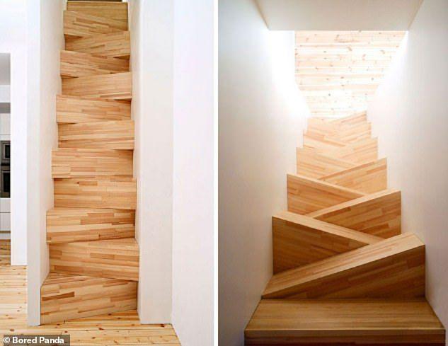 """""""Nấc thang xuống địa ngục"""", những cầu thang được thiết kế khó hiểu nhất thế giới - 7"""
