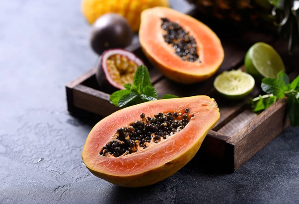 thực phẩm tăng miễn dịch cho trẻ