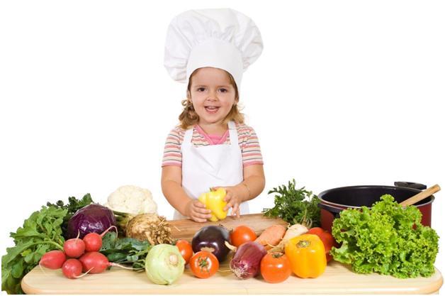 Chế độ ăn cho trẻ 2 tuổi