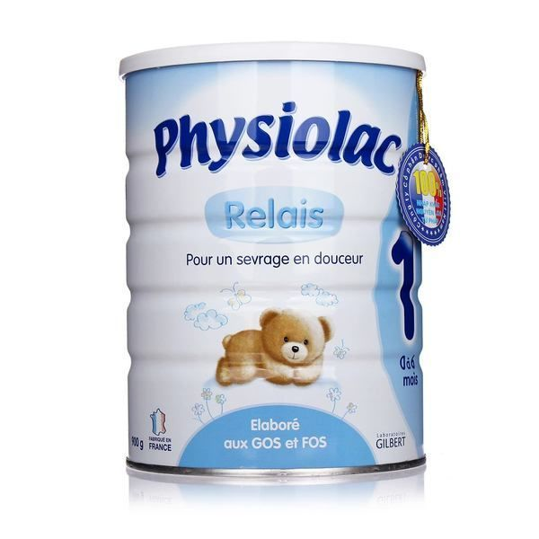 Sữa cho bé physiolac