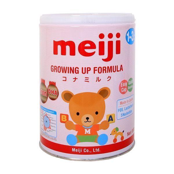 Sữa cho bé meiji