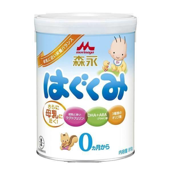 Sữa cho bé morinaga