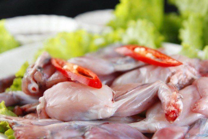Thực phẩm nguy hiểm trẻ không nên ăn thịt cóc