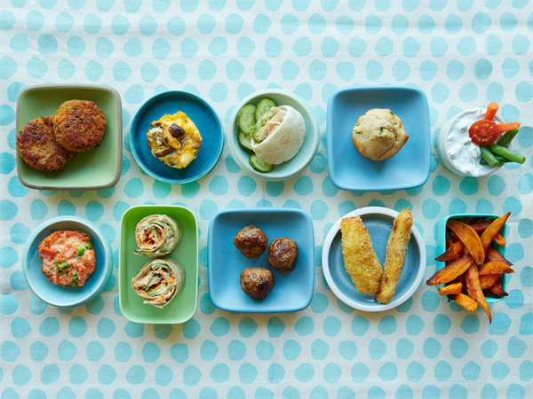 Từ một công thức, mẹ có thể biến tấu thành hàng loạt thực đơn vừa giàu dinh dưỡng vừa thơm ngon cho bé
