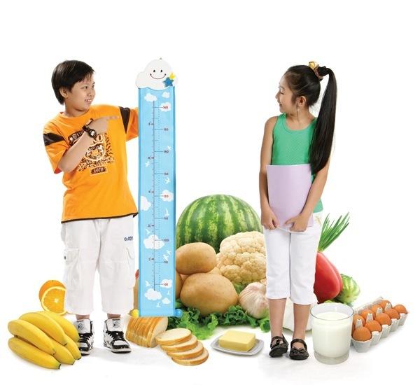 dinh dưỡng ở tuổi dậy thì
