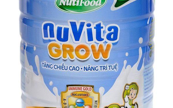 Giúp mẹ chọn sữa tăng chiều cao cho bé