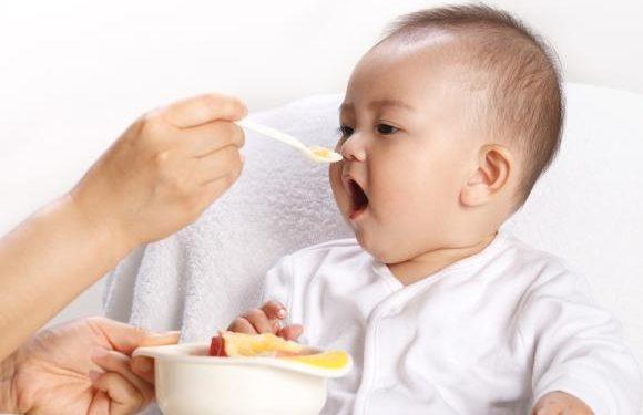 Những lưu ý xây dựng thực đơn dinh dưỡng bé 9 tháng tuổi