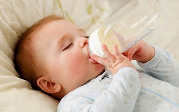 Top 5 loại sữa cho trẻ dưới 1 tuổi tốt nhất hiện nay