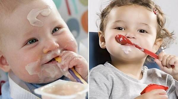 Trẻ em nên ăn sữa chua vào lúc nào là tốt nhất?